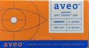 Aveo 1-month -6 lenses/ box (-10.00)