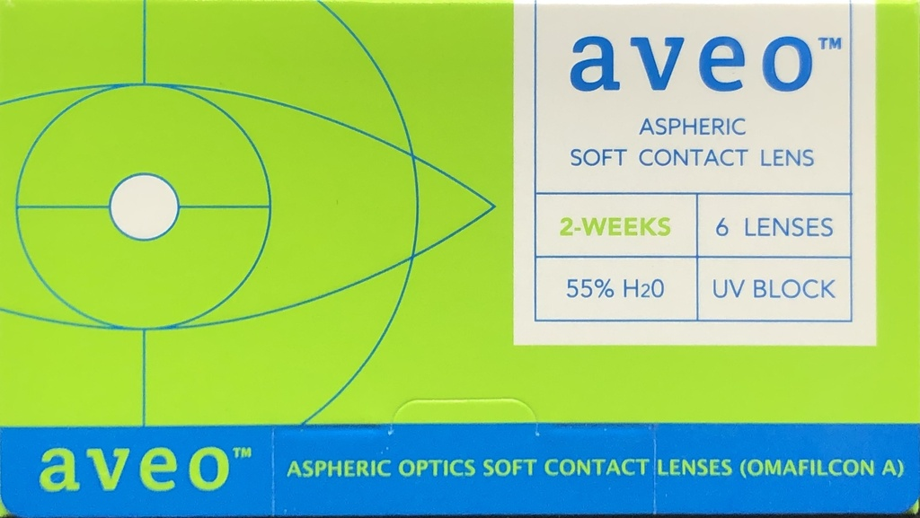 Aveo 2-weeks -6 lenses/ box