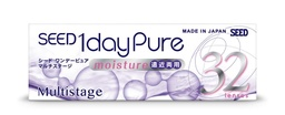 SEED 1 day Pure Multifocal -32 lenses/ box
