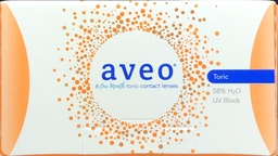 Aveo 1-month Toric -6 lenses/ box